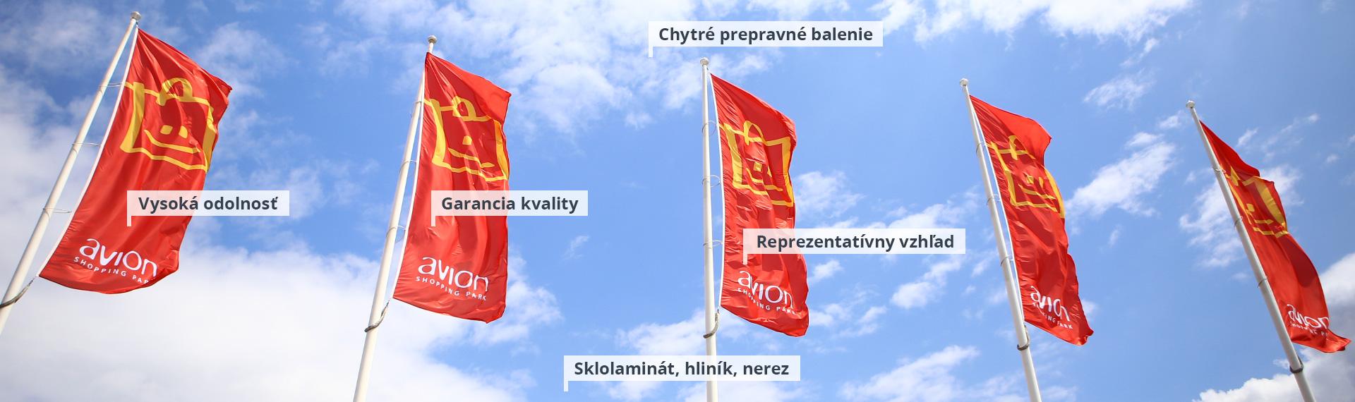 Vlajkové stožiare