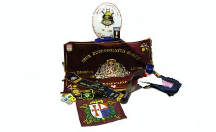 Kolekce symbolů pro hasiče