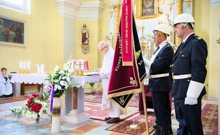 Rituály a ceremónie pri hasičských oslavách oživujú tradície a históriu