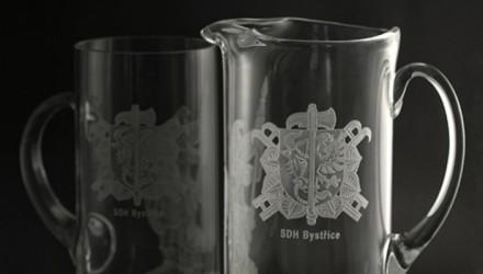 Upomínkové předměty s hasičskými motivy