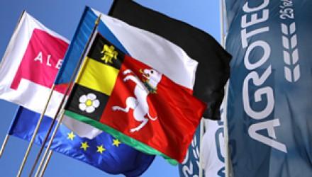 Vonkajšie tlačené vlajky a beach vlajky
