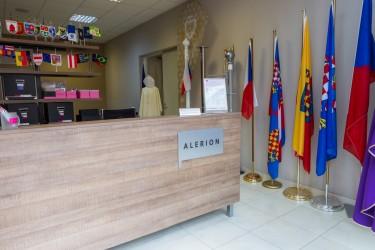 Predajňa Alerion
