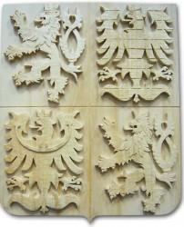 Drevené vyrezávané znaky