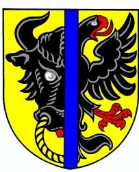 Návrh znaku pre mesto Bystřice nad Pernštejnem