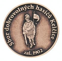 Pamätné mince, SDH Kelčice