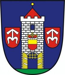 Návrh znaku pre Moravský Krumlov