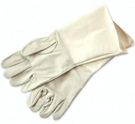 Kožené rukavice pre vlajkonosičov