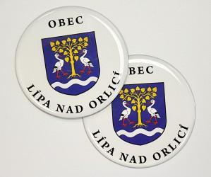 Magnetky pre obce Lípa nad Orlicí