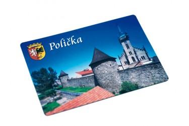 Magnetka pre mesto Polička