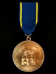 Výroba medailí s vlastnou grafikou