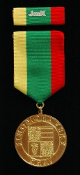 Výroba pamätných medailí