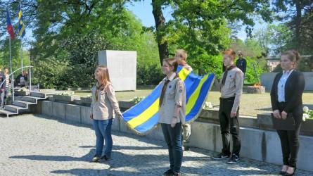Predstavenie vlajky mesta Zlín