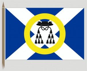 Nově navrhovaná podoba vlajky, obec Opatovice