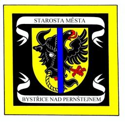 Návrh štandardy pre starostu města Bystřice nad Pernštejnem