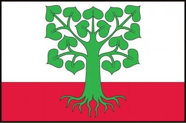 Návrh vlajky pre obec Klokočov