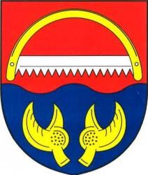 Návrh znaku pre obec Rudolec