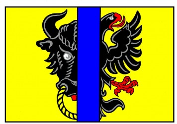Návrh vlajky pre mesto Bystřice nad Pernštejnem