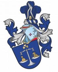 Občiansky znak so symbolikou firemnou