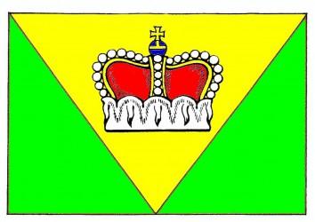 Návrh vlajky Ústí (okr. Jihlava)