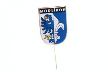 Odlévané odznaky