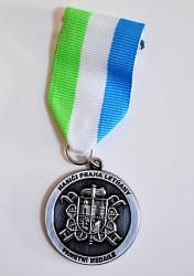 Pamätné medaily pre hasičov