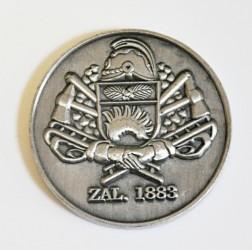 Hasičský pamätná minca