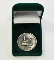 Pamätné mince v úložnom boxe
