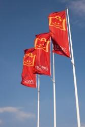 Reklamné vlajky pre AVION