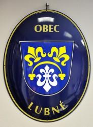 Ovály pre obce Lubné