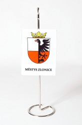 Stolné vlajočky a stojany pre predmestia