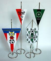 Stolné vlajočky pre športové kluby