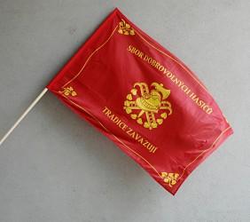Univerzálna hasičská vonkajšia vlajka