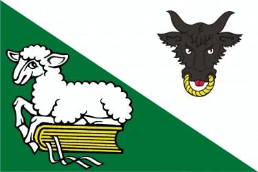 Návrh vlajky pre obec Spělkov