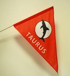 Tlačené vlajky na zákazku v rôznych veľkostiach a tvaroch