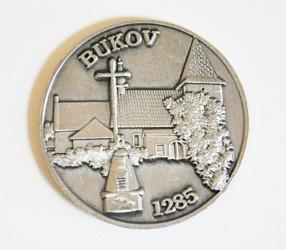 Hasičský pamätná minca, SDH Bukov