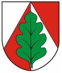 Návrh znaku pre obec Panské Dubenky