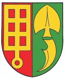 Návrh znaku pre obec Horní Štěpánov (okr. Prostějov)