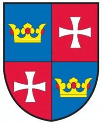 Návrh znaku pre obec Chvalšiny