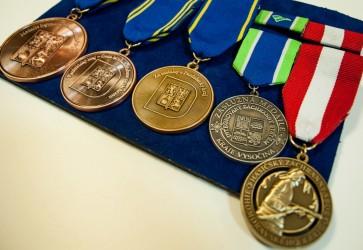 Zakázková výroba medailí a vyznamenání