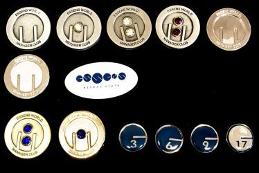 Zakázková výroba odznaků pro automobilky a importéry