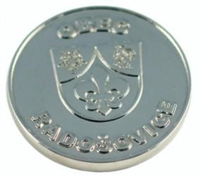 Zakázková výroba pamětních mincí