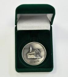 Pamětní oboustranná mince obce Jeníkov