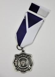 Vyznamenání SDH Ostrov