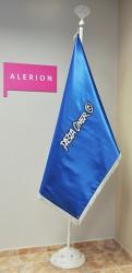 Zakázková výroba vyšívaných praporů a vlajek pro firmy
