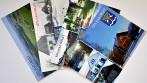 Výroba pohlednic pro myslivecké spolky