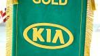 Vyšívaný znak Kia Motors Slovakia