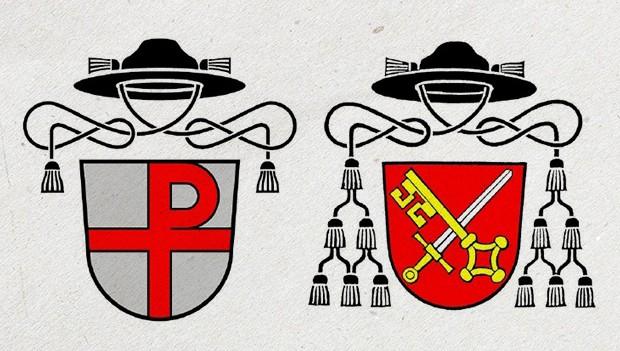 Církevní heraldika