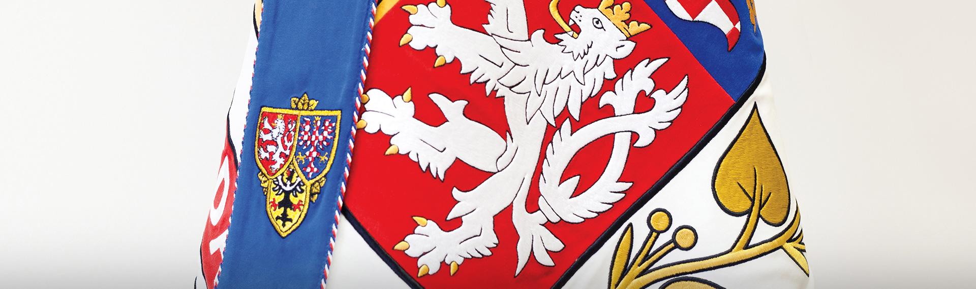 Kolekce symbolů pro instituce a úřady